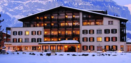 Flims Wellness Hotel Adula