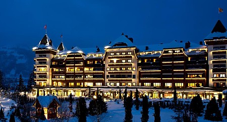 Gstaad The Alpina Hotel