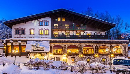 Zell am See Hotel St. Georg