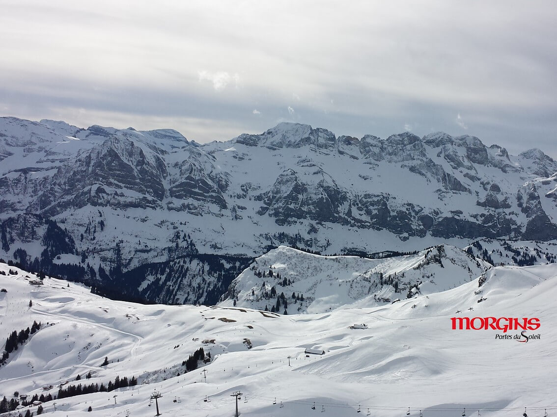 ski resort morgins - photos - topskiresort