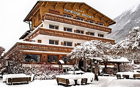 Chamonix L'Hermitage Hotels-Chalets de Tradition