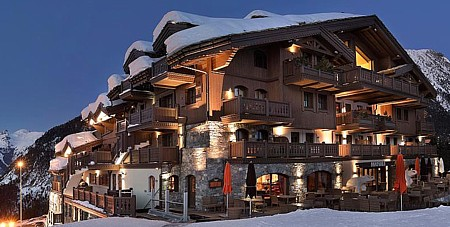 Courchevel Hotel Manali