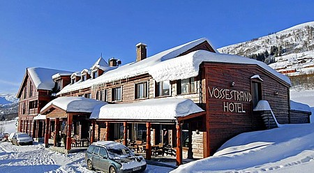 Myrkdalen Hotel and Apartments Vossestrand