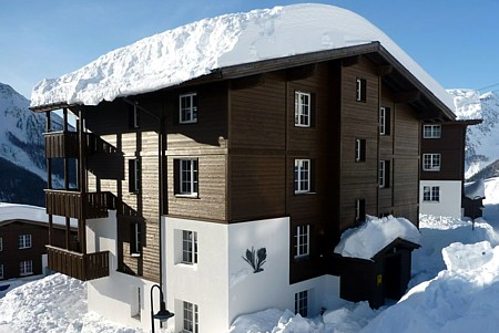 Lauchernalp Apartments Alpine Village Resort