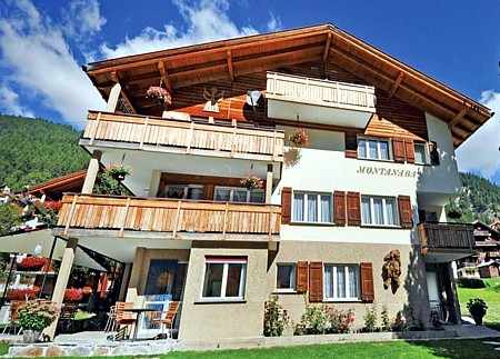 Laucheralp Holiday Apartment Montanara