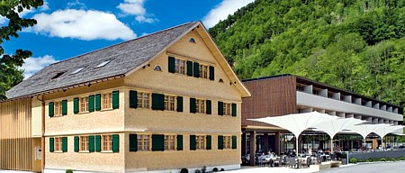 hotel hubertus mellau hotel hubertus mellau burg vital resort lech am arlberg burg vital. Black Bedroom Furniture Sets. Home Design Ideas