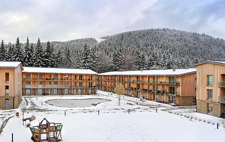 Spindleruv Mlyn Apartment Medvedin