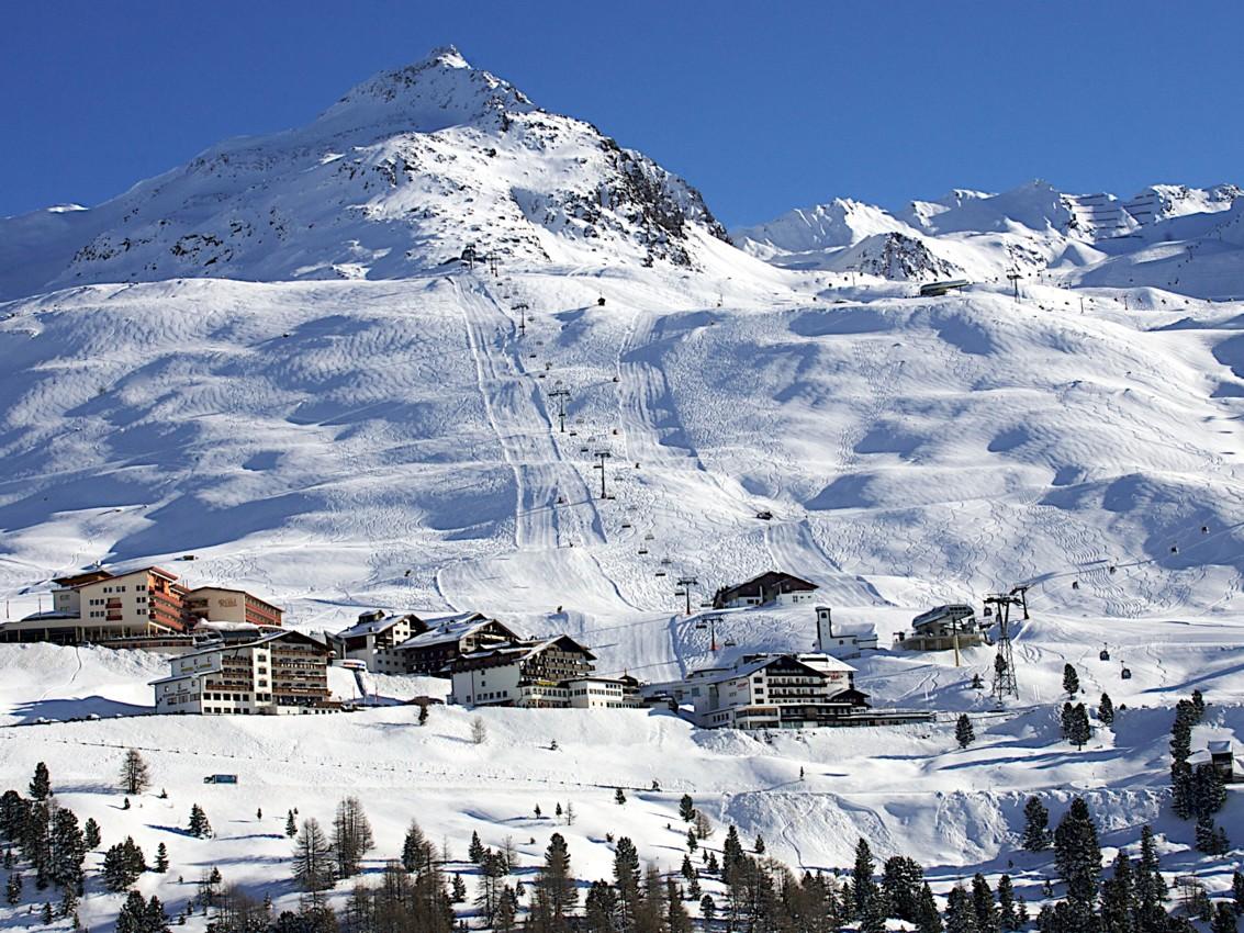 Tiefstpreis neues Erscheinungsbild Rabatt zum Verkauf Ski resort Hochgurgl - Photos - TopSkiResort.com