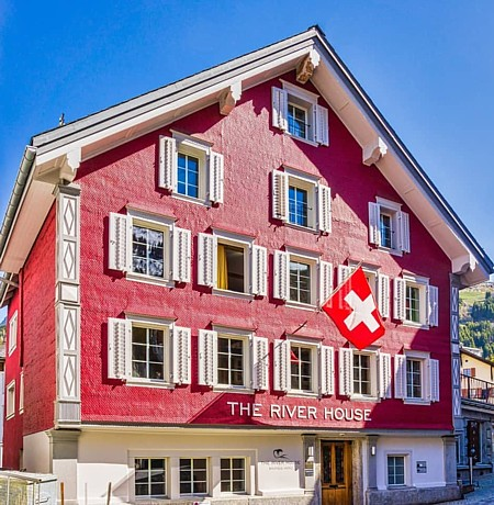 Andermatt The River House Boutique Hotel
