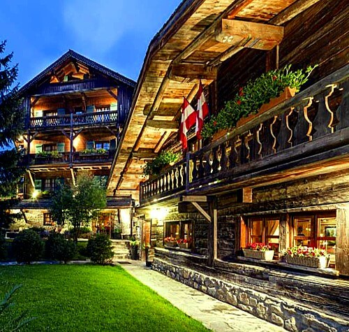 Megeve Hotel Fer a Cheval